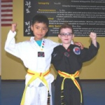 Murray Hill World Champion Tae Kwon Do Students